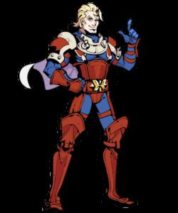 Fire Emblem Heroes Arthur