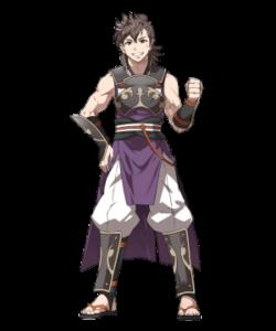 Fire Emblem Heroes Hinata