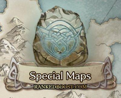 Fire Emblem Heroes Maps