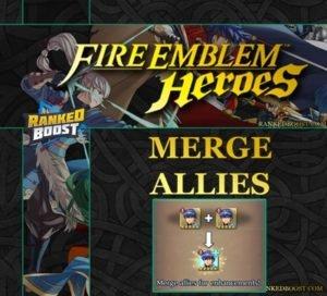 Fire Emblem Heroes Merge Allies