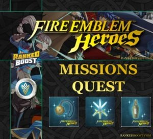 Fire Emblem Heroes Quests and Missions