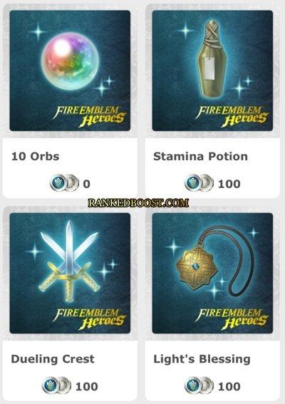 Fire Emblem Heroes Missions