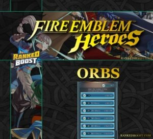 Fire Emblem Heroes Orbs