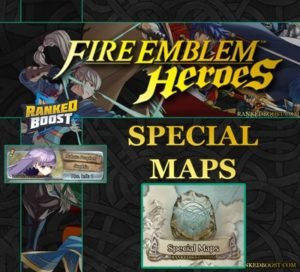 Fire Emblem Heroes Special Maps