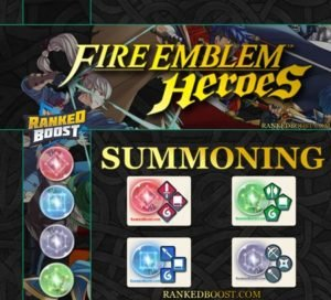 Fire Emblem Heroes Summon