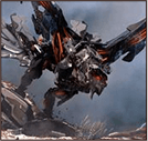 Horizon Zero Dawn Machines Guide Stormbird