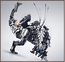 Horizon Zero Dawn Machines List Thunderjaw