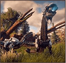 Horizon Zero Dawn Machines Watcher