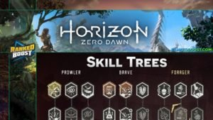 Horizon Zero Dawn Best Skills