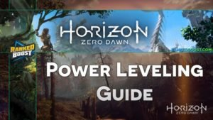 Horizon Zero Dawn XP Leveling Guide