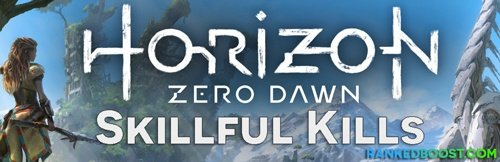 Horizon-Zero-Dawn-XP Leveling