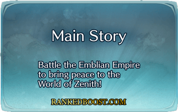Main Story In Fire Emblem Heroes