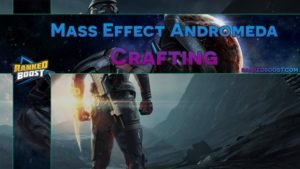 Mass Effect Andromeda Crafting