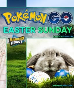 Pokemon GO Easter Sunday Event