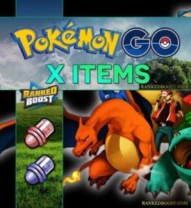 Pokemon GO X Item | Attack | Defense | Miracle