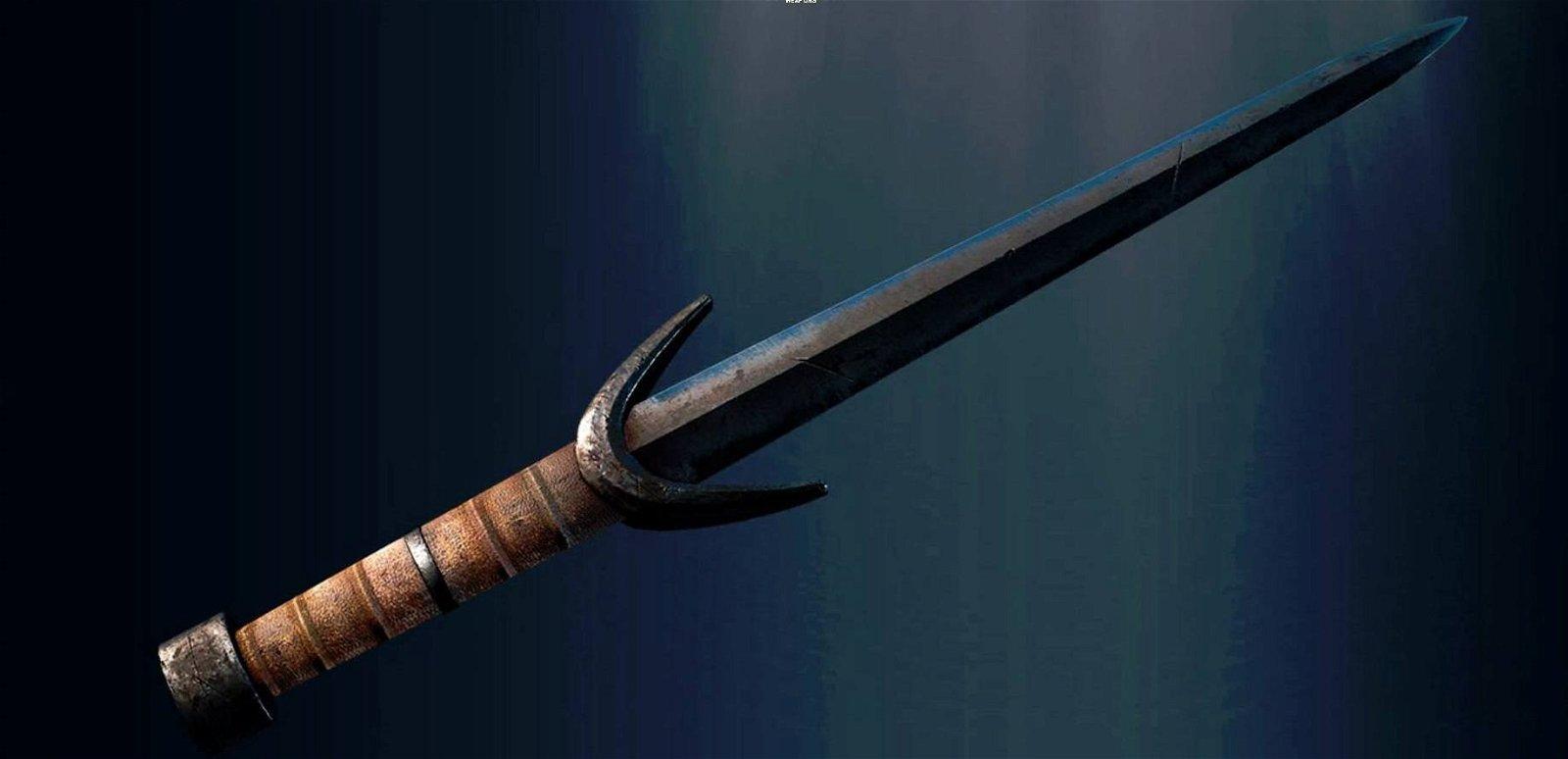 peacekeeper dagger
