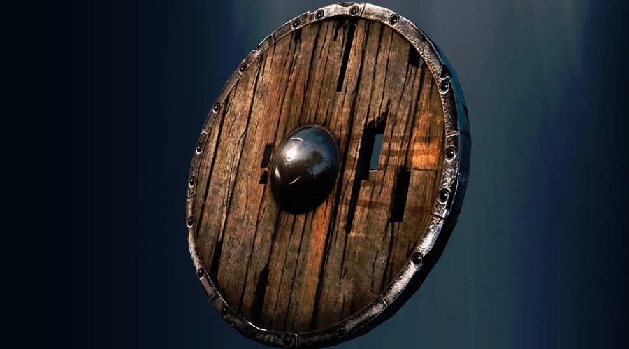 warlord shield