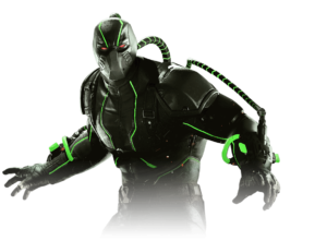 Injustice 2 Bane | Gear Build, Stats, Moves, Abilities & Skin Costumes