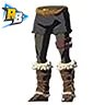 Barbarian-Armor-Leg-Clothing