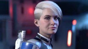 Mass Effect Andromeda Cora Harper