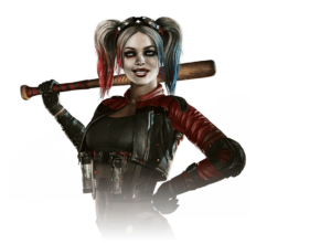 Injustice 2 Harley Quinn | Gear Build, Stats, Moves, Abilities & Skin Costumes