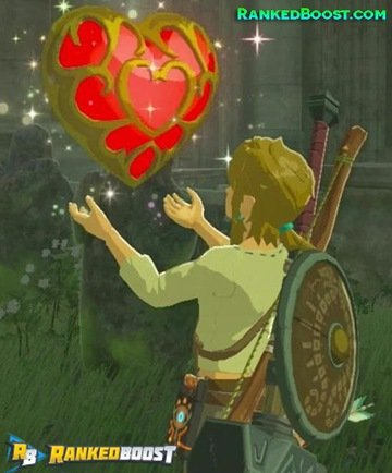 How Do I Get More Heart Containers In Zelda Breath of the Wild