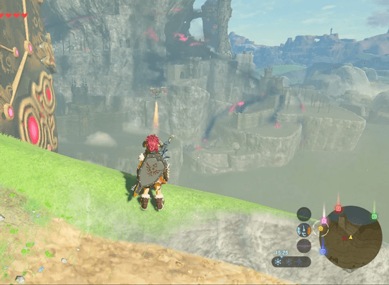 How to get Hylian Shield in Breath of the Wild