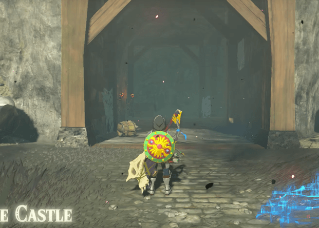 Hylian Shield location