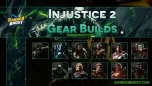Injustice 2 | Best Gear