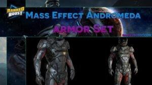 Mass Effect Andromeda Armor | Helmet, Arms, Chest, Legs