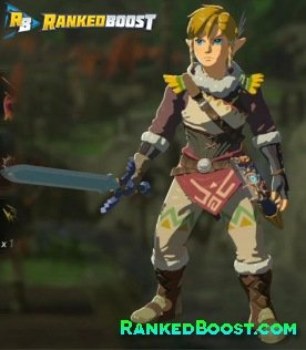 Master Sword Damage Breath of the Wild