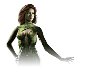 Injustice 2 Poison Ivy | Gear Build, Stats, Moves, Abilities & Skin Costumes