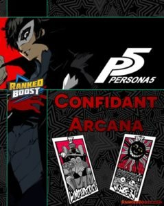 Persona 5 Confidant Cooperation Guide | Abilities and Arcana Personas