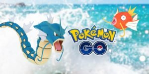 Pokemon GO Water Festival Event