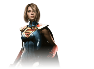 Injustice 2 Supergirl | Gear Build, Stats, Moves, Abilities & Skin Costumes