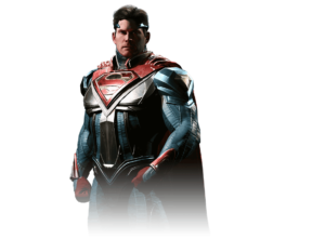 Injustice 2 Superman | Gear Build, Stats, Moves, Abilities & Skin Costumes