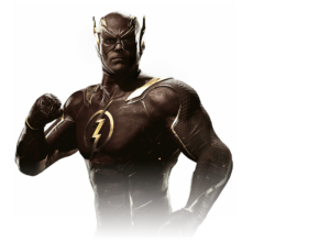 Injustice 2 The Flash | Gear Build, Stats, Moves, Abilities & Skin Costumes