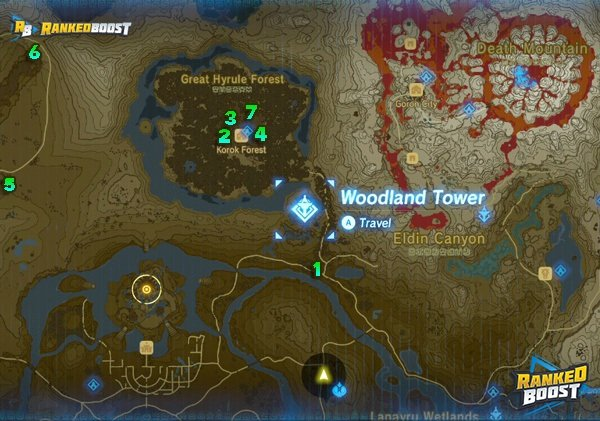 Woodland-Side-Quest-zelda-breath-of-the-wild