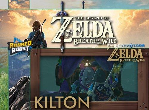 Zelda Breath of the Wild Kilton Monster Shop List | Armor, Items