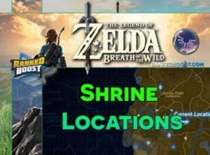 Zelda Breath of the Wild Shrine | Dungeons
