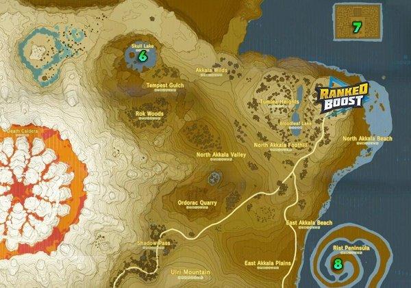Zelda-Dungeons