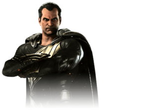 Injustice 2 Black Adam | Gear Build, Stats, Moves, Abilities & Skin Costumes