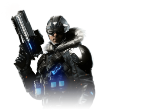 Injustice 2 Captain Cold | Gear Build, Stats, Moves, Abilities & Skin Costumes