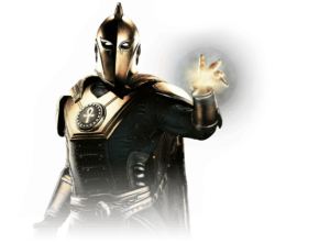 Injustice 2 Dr. Fate | Gear Build, Stats, Moves, Abilities & Skin Costumes