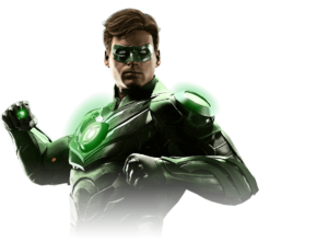 Injustice 2 Green Lantern | Gear Build, Stats, Moves, Abilities