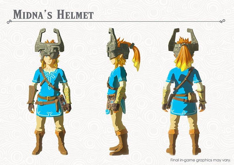 Zelda botw_midnashelmet