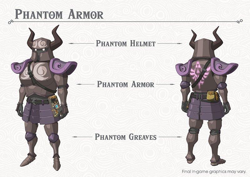 Zelda DLC_phantomarmor