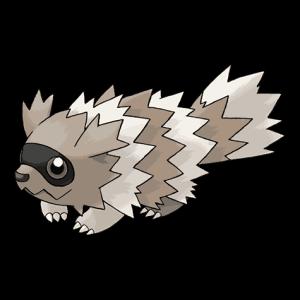Zigzagoon Pokemon GO