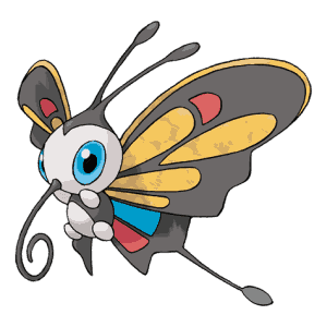 Beautifly Pokemon GO