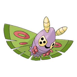 Dustox Pokemon GO